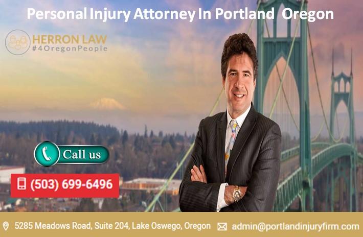 Best Personal Injury Attorney In Portland