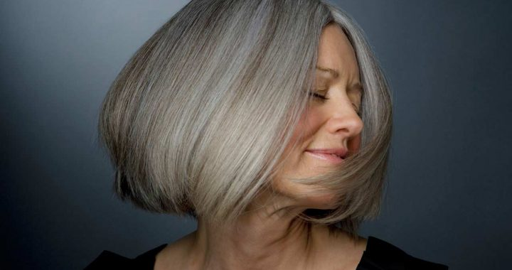 How to Make My Grey Hair Shinier