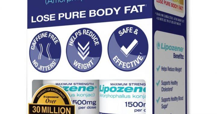 best diet pills lipozene