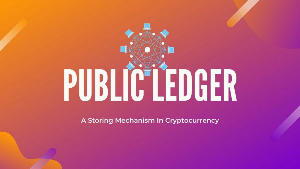public ledger
