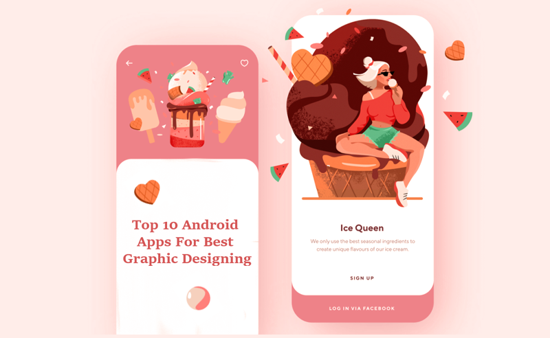 android apps for best graphic designing
