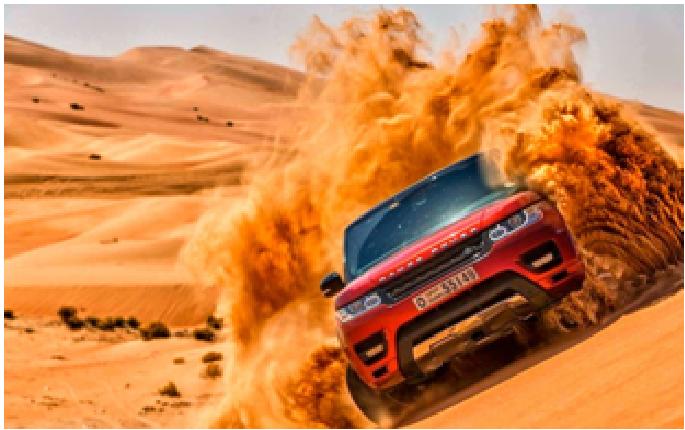 17 Best Things to Do in the Desert of Dubai - Sandboarding, Camel ...