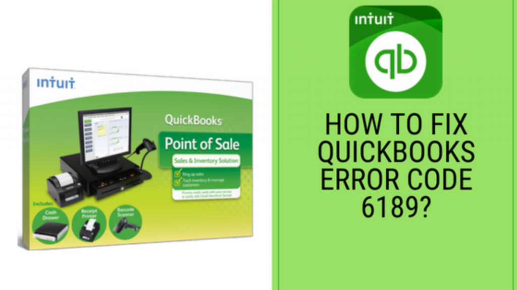 QuickBooks Error 6189