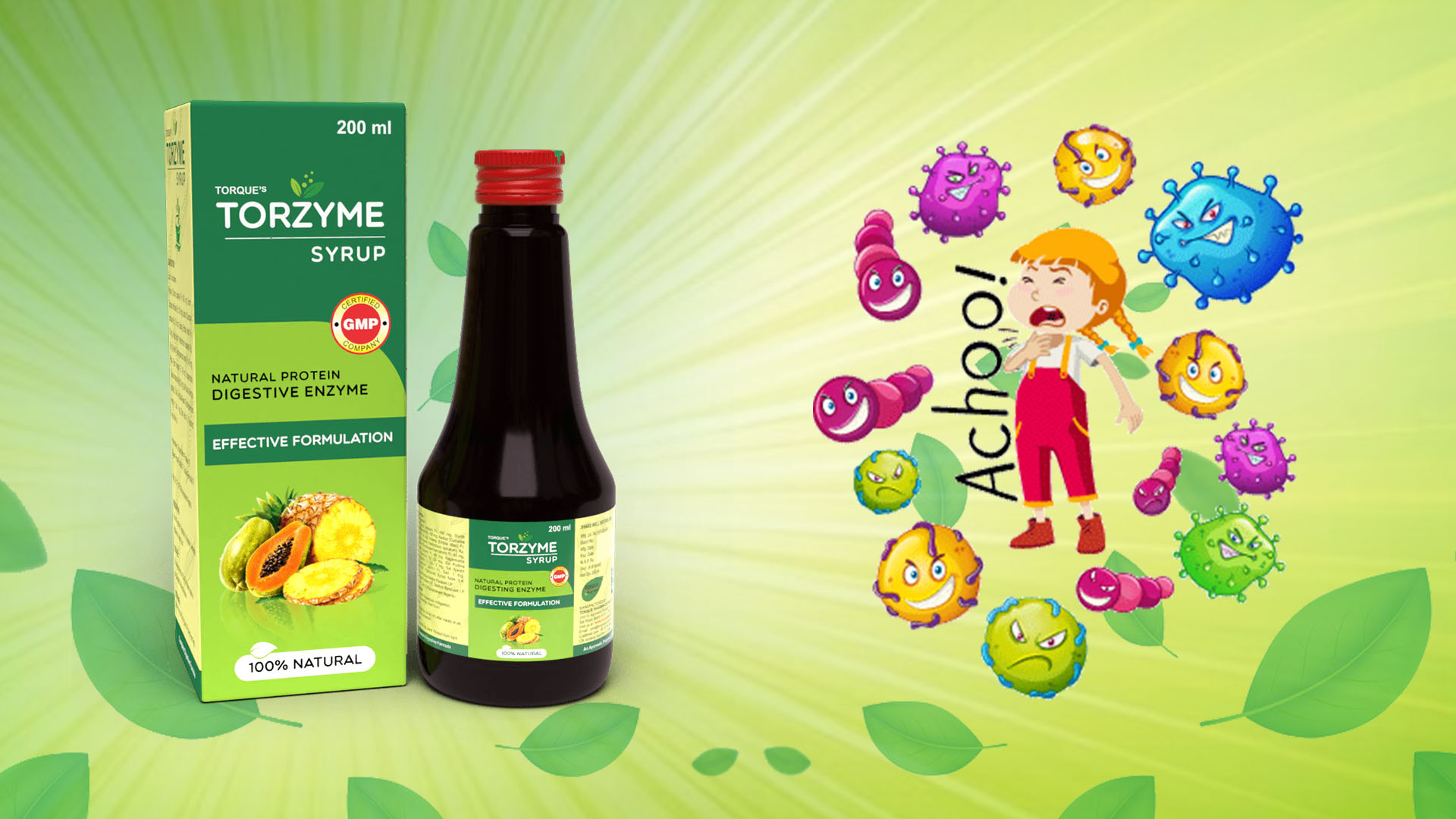 Best digestive syrup for babies