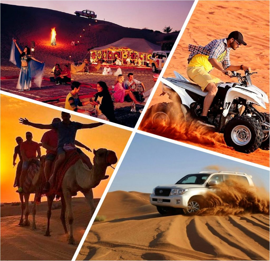 Desert Safari Adventure