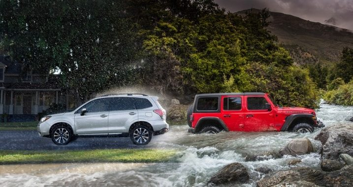 4WD Driving Advantages and Disadvantages