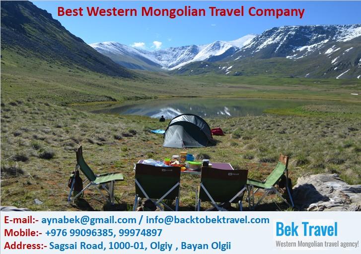 Best Western Mongolian Travel Company