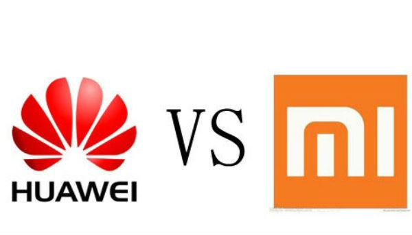 huawei vs xiaomi phones