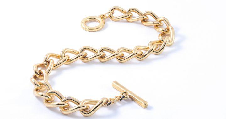 gold bracelets 9 carat