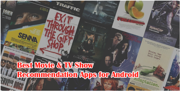 Movie and TV Recommendation Apps
