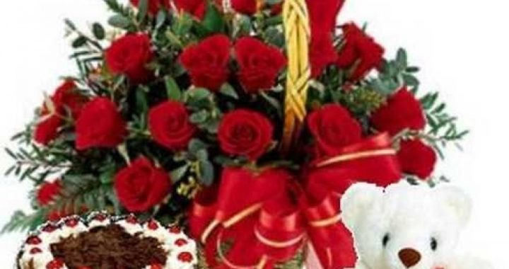 flowers and cake delivery in surat