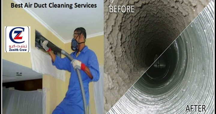 Best Air Duct Cleaning Services
