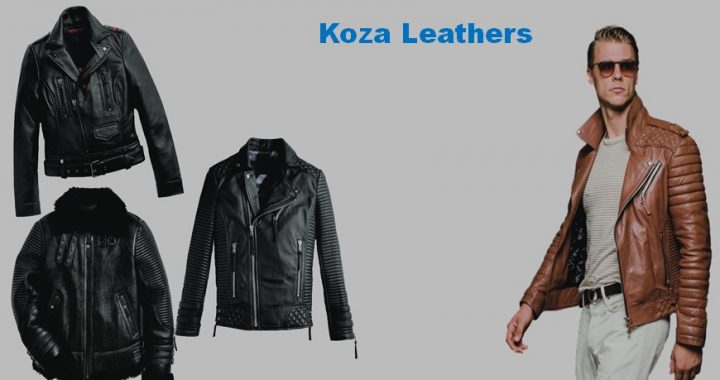 Men's Leather Jackets on Sale