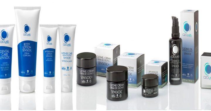 Organic Ozone Cosmetic Product