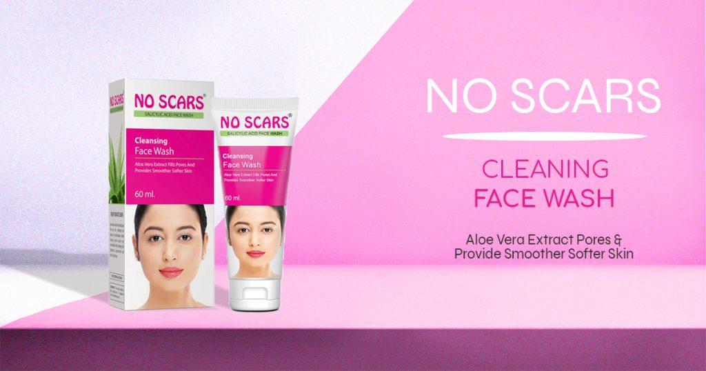 No scars face cream