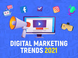 Best Digital Marketing Trends To Take Over In 2021