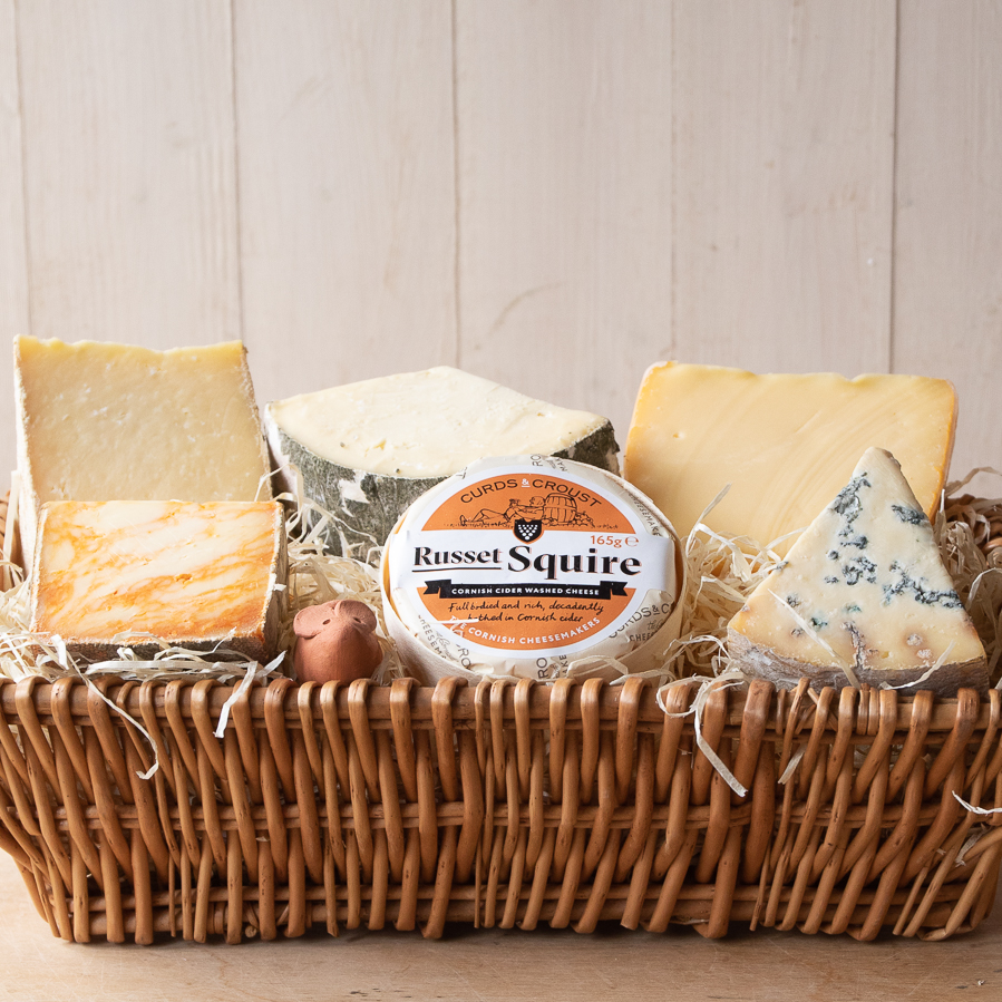 Cheese hamper delivery
