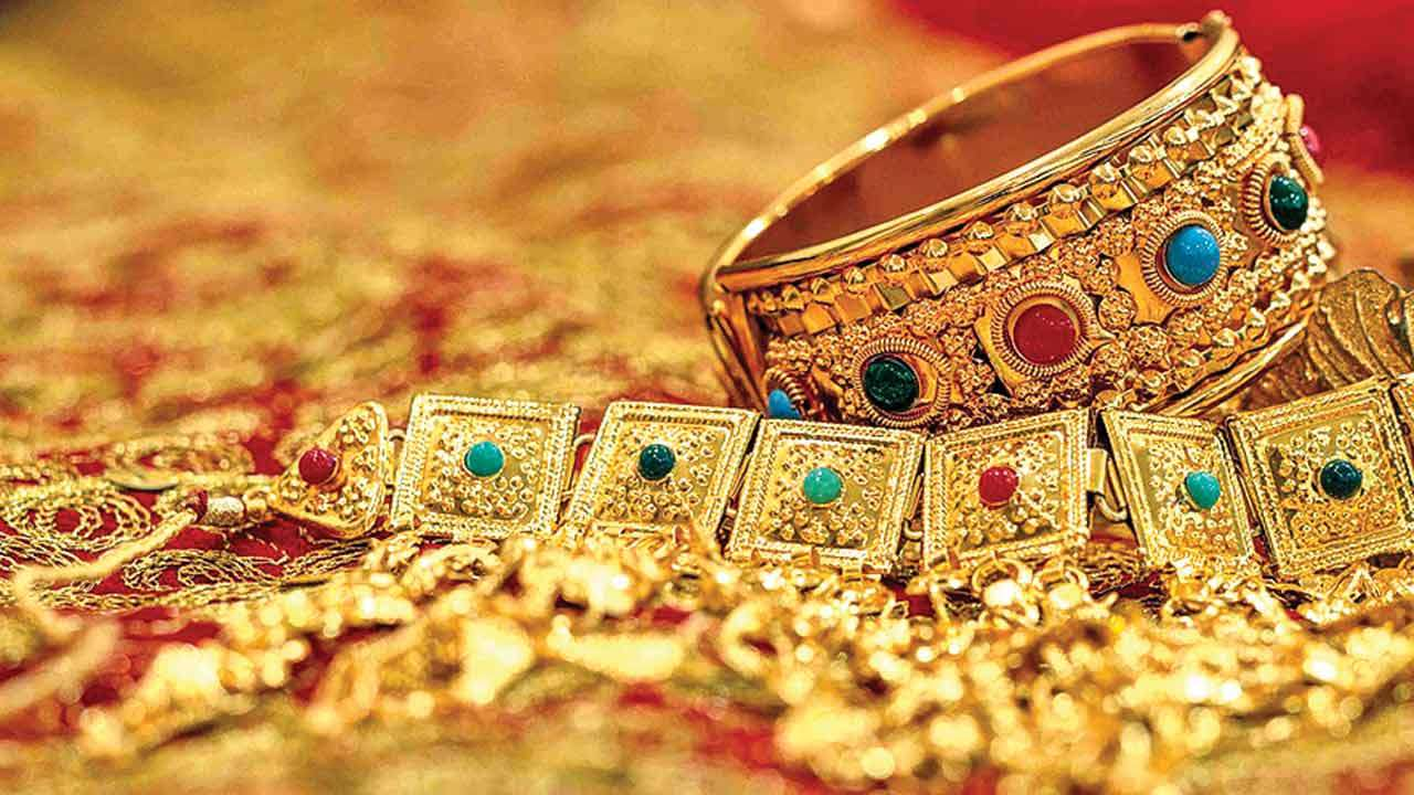 Golden Touch of Gems and Jewellery