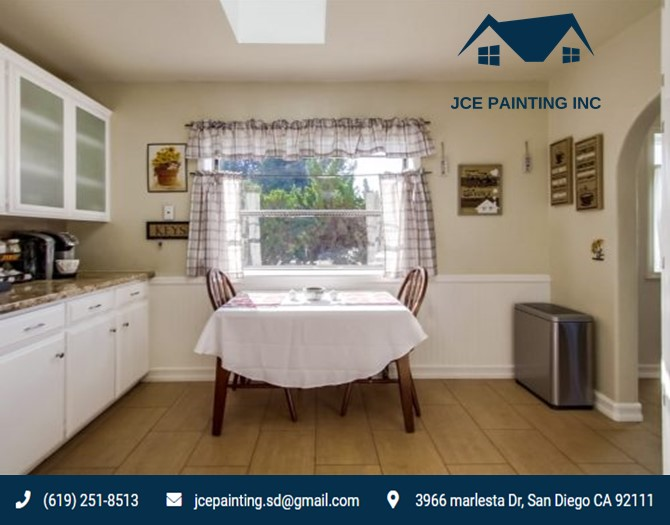Interior Painting in San Diego