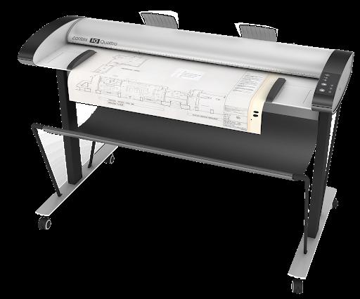 Large scanner