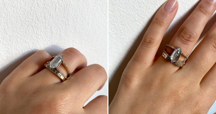 Rachel Boston Engagement Ring 2