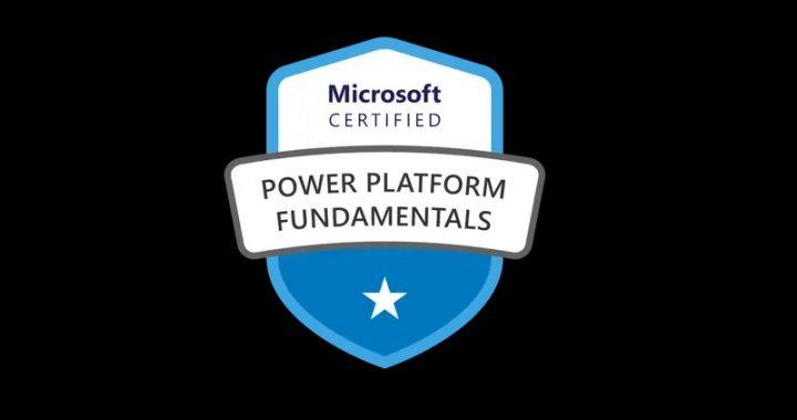 Microsoft PL-900 Exam