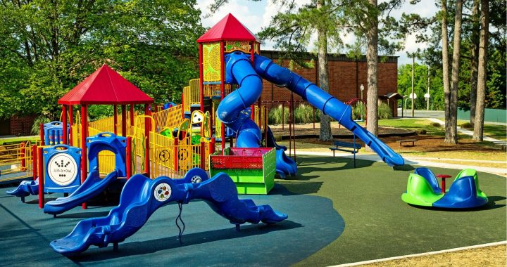Playground Equipment Company Dubai