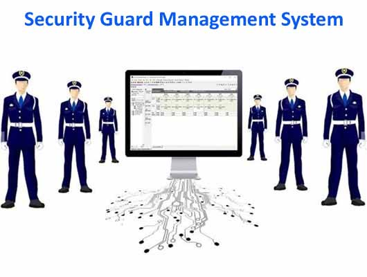 security guard management system