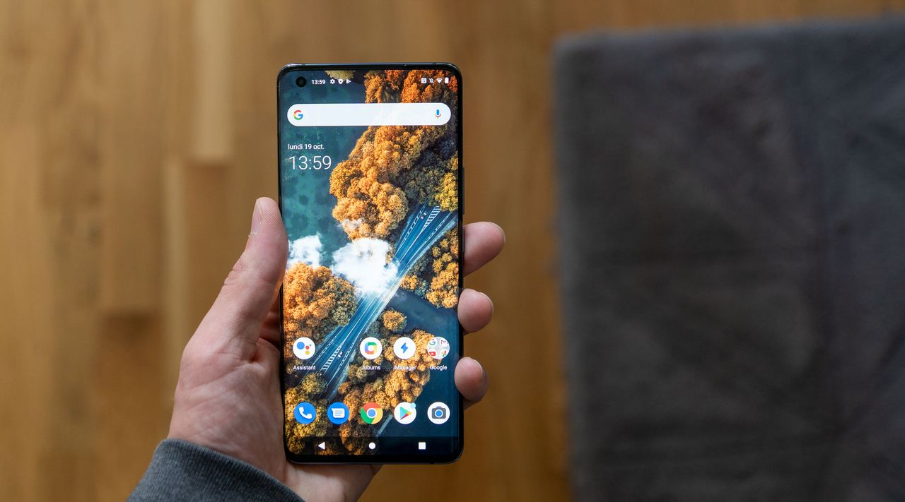 Smartphones à vendre en France
