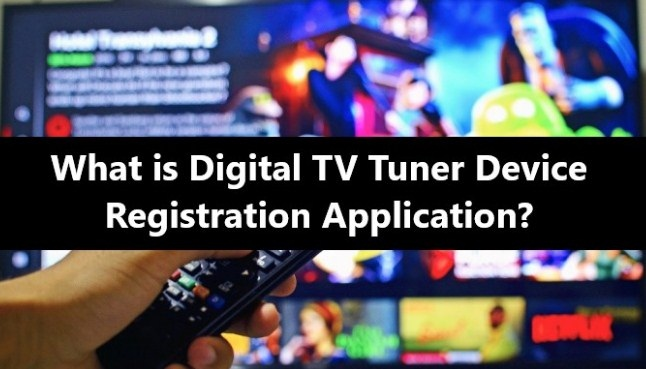 digital tv tuner device