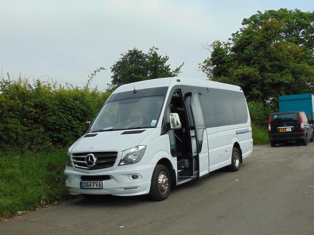 Hitchin Minibus Hire