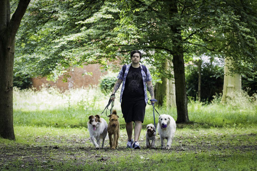 Dog Walking London