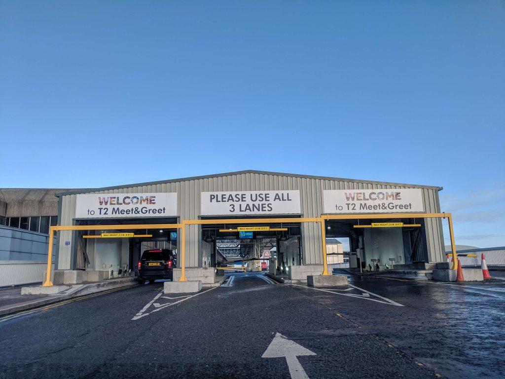 Meet and greet Manchester airport