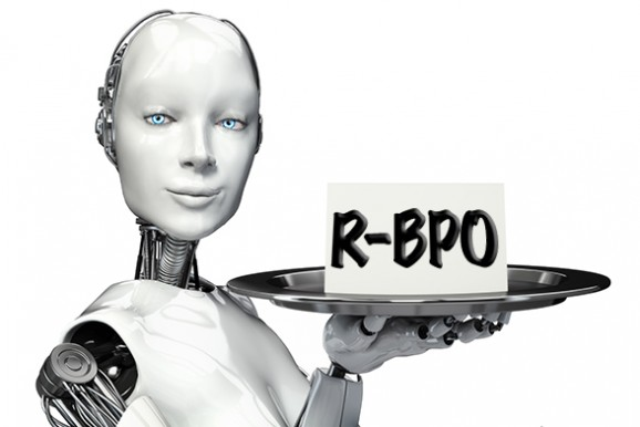 robotic process automation in BPO
