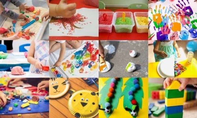 learning toddler activities