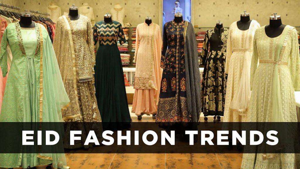 Stylish Eid Trends 2021