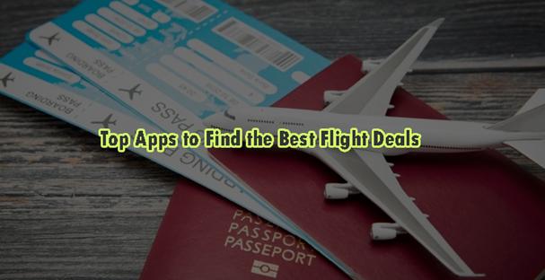 5 Top Apps to Find the Best Flight Deals