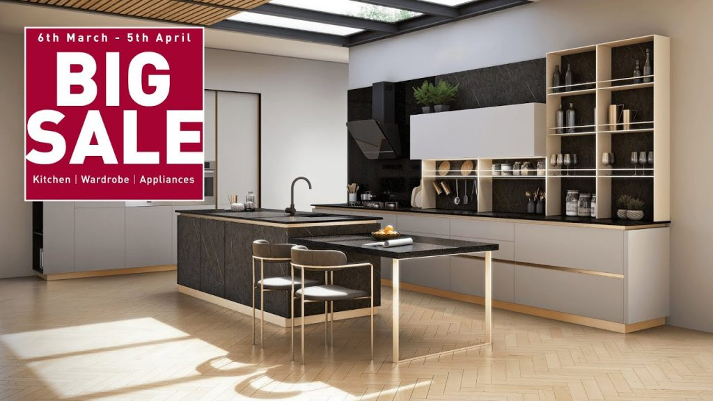 What are the kitchen items? - Kitchen sale