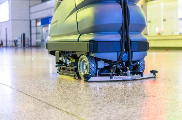 commercial floor equipment