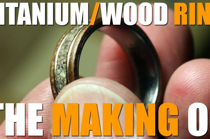 choosing Titanium wood rings