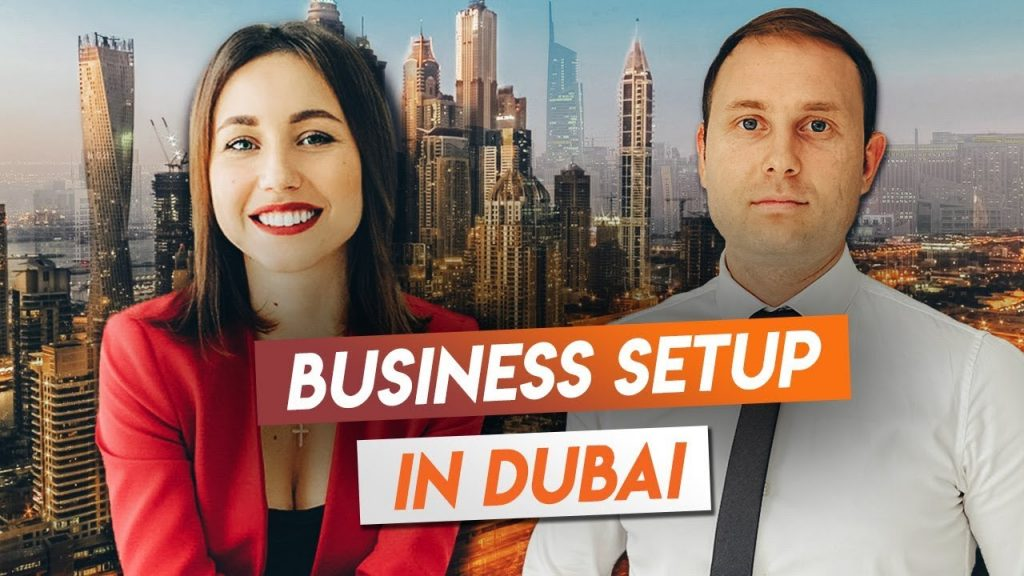 Business Setup in Dubai - Obtains a Commercial Trade License